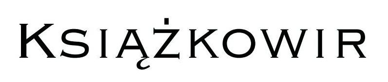 Znalezione obrazy dla zapytania książkowir logo