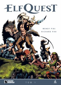 ElfQuest. Tom 1 Home