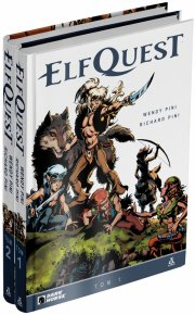 Pakiet: ElfQuest tom 1 i 2