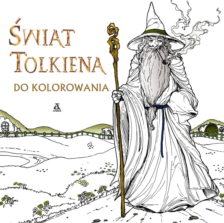 świat Tolkiena Do Kolorowania Kolorowanki Inne Kategorie